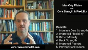 Online Mens Pilates Core Strength Classes Lessons and Training in Dublin Ireland
