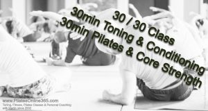 30 30 - 30min Toning Conditioning 30min Pilates & Core Strength with Martin in South Dublin Ireland v3