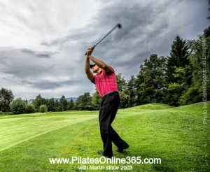 Golfers Pilates Core Strength Classes Online Virtual with Martin in South Dublin ireland v1